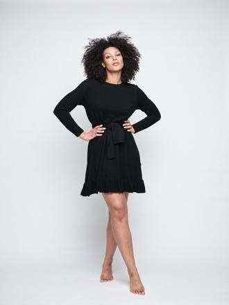 Bilde av ELLA & IL KJOLE EMMY MERINO DRESS